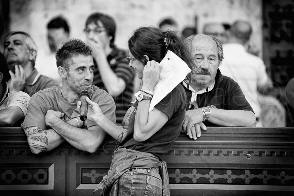 Palio Luglio 2012 - Alessio Migheli - Girolamo