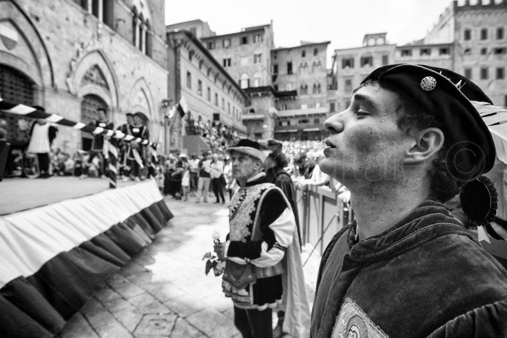 Palio Luglio 2011 - Piazza del Campo