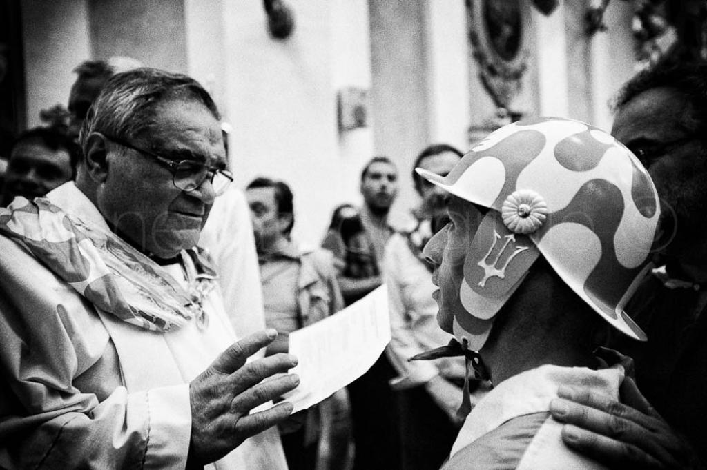 Palio Luglio 2015 - Alberto Ricceri - Salasso - Onda