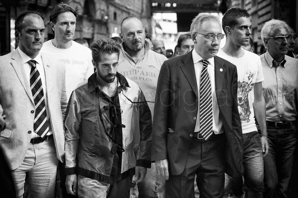 Palio 2014 Agosto - Alessio Migheli - Girolamo - Bruco