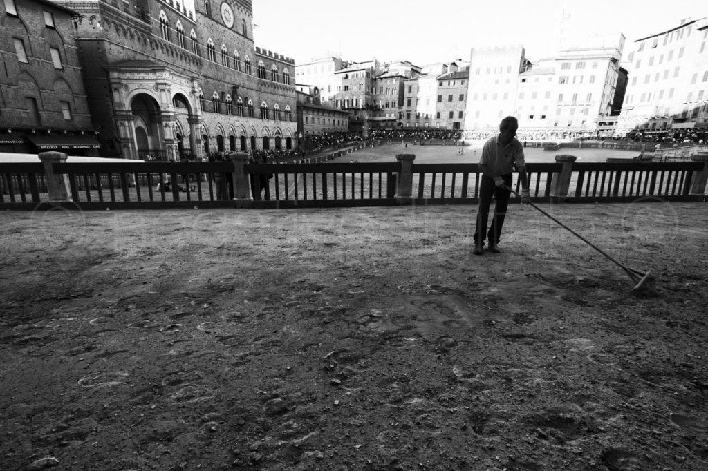 Palio Agosto 2013 - Piazza del Campo