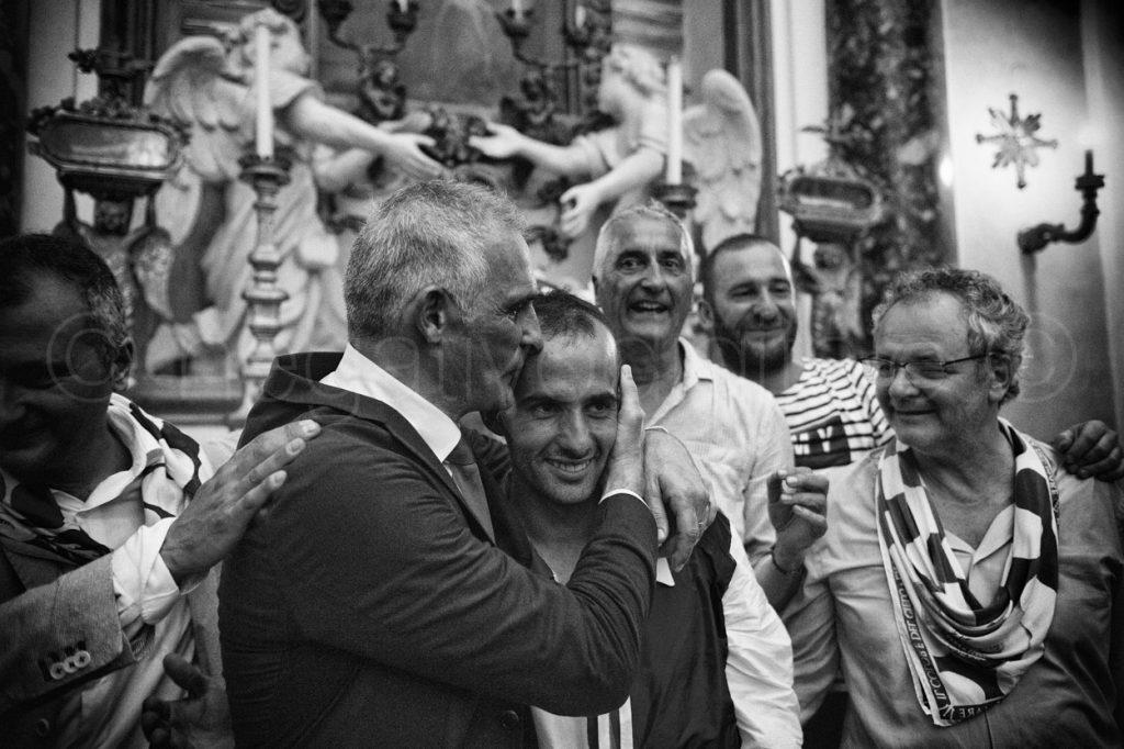 Palio Agosto 2017 - Carlo Sanna - Brigante - Onda