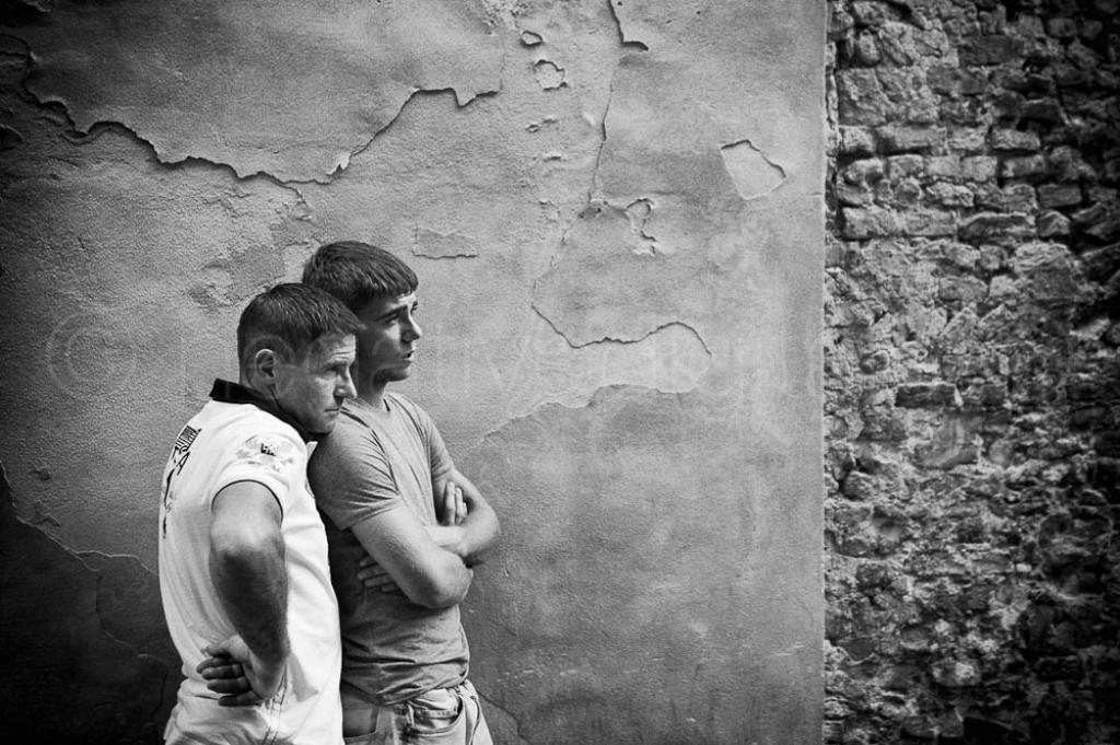 Palio Agosto 2012 - Gigi e Enrico Bruschelli